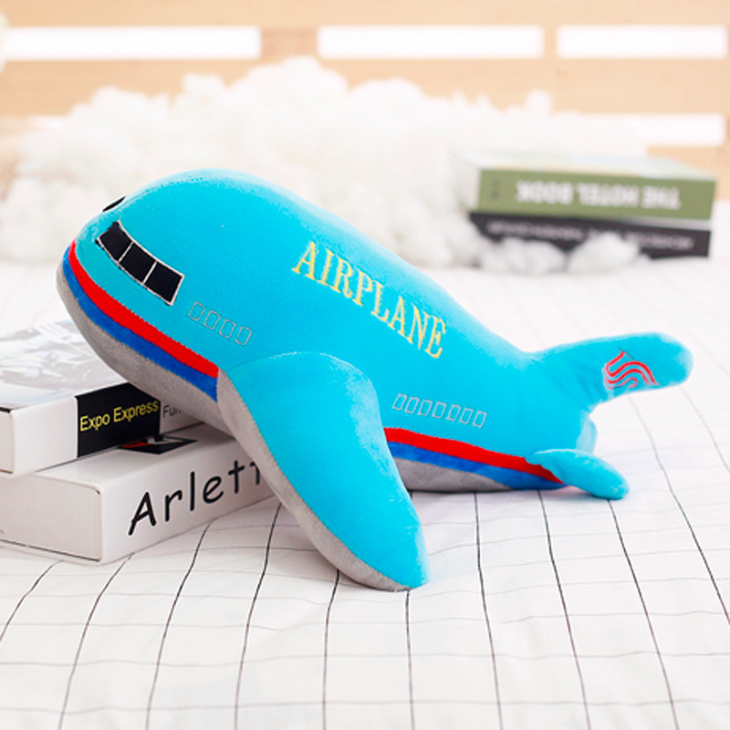 40cm New Hot Plush toy Plush dolls Stuffed Toys Airplane Soft PP Cotton For Children Gift
