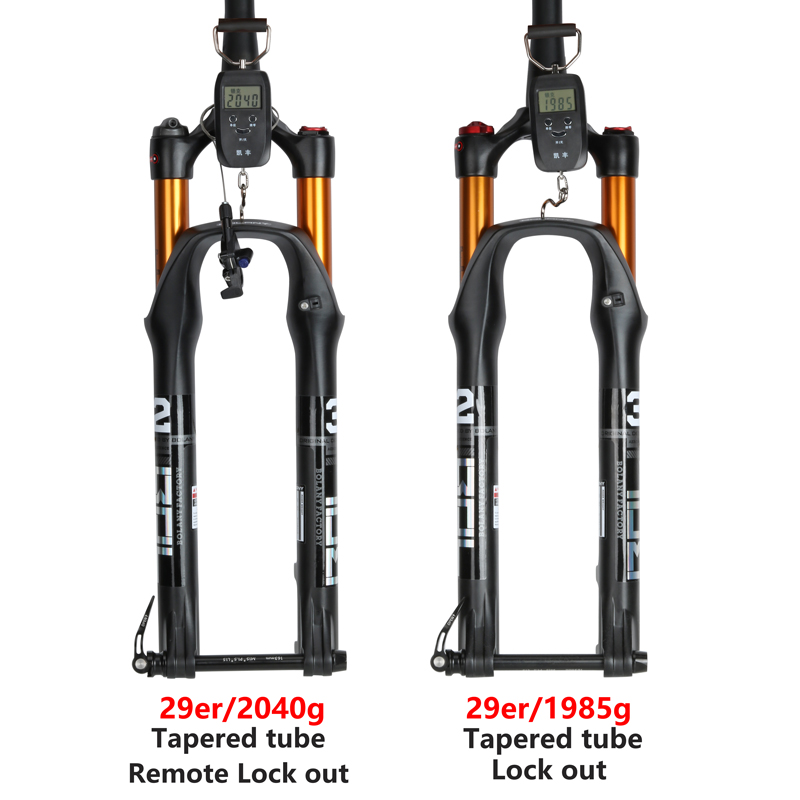 MTB Fork 100mmTraver 32 RL 29er Inch Suspension Fork Lock Straight Tapered Thru Axle QR Quick Release Fo bicycle Accesorios