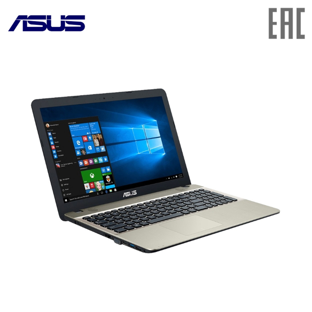 Ноутбук ASUS X541SA 15.6 Дюймов 500 ГБ X541SA-XX327T