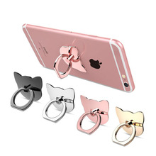 Phones Accessories Mobile Phone Case Cute Finger Ring Holder for Samsung Galaxy