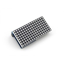Waveshare MAX7219 Control Red 8×8 DOT LED Matrix Display Designed for Any Revision of Raspberry Pi Model A+/ B/ B+/ 2 B/ 3 B