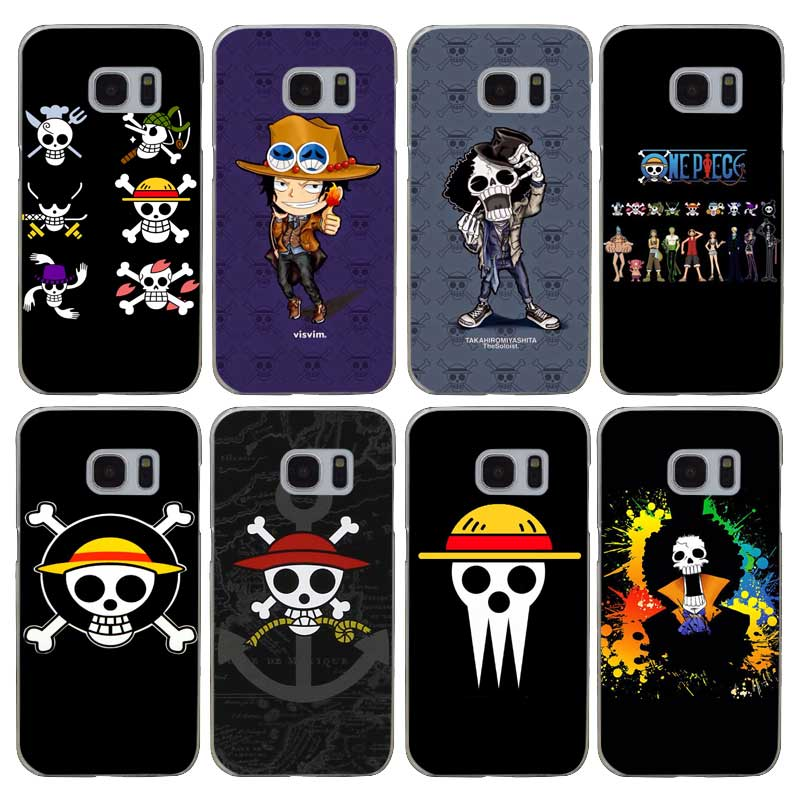 US $1 41 16% OFF|H174 One Piece Transparent Hard PC Case Cover For Samsung  Galaxy S Note 3 4 5 6 7 8 9 Edge Plus-in Fitted Cases from Cellphones &