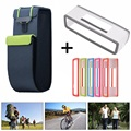 100% Nova Marca 2 em 1 Nylon Preto Saco De Transporte de Viagem bolsa + TPU Soft Case Silicone Para Bose SoundLink Mini Bluetooth falante