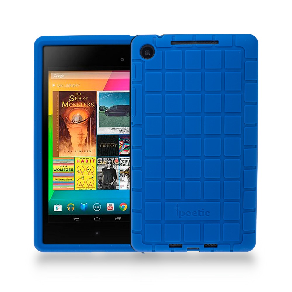 For Nexus 7 2013 Case,Joylink Eco Soft Silicone Cover for Google ASUS Nexus 7 2nd tablets Protective Shell/Skin