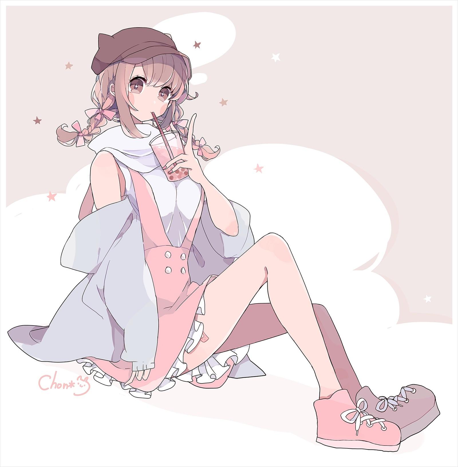 【P站画师】日本画师ちょん*的插画作品- ACG17.COM
