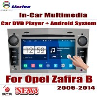 Car DVD Player For Opel Zafira B 2005~2014 GPS Navi Navigation LCD Screen Radio BT SD USB AUX WIFI