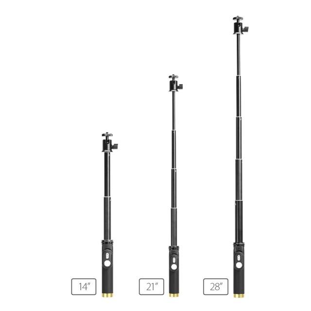YI Selfie Stick and Bluetooth For YI VR360,4K Plus,4K,YI Lite,1080P Action Camera Sports Mini Camera