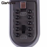 giantree Digital Password Combination Lock Wall Mounted Key Safe Storage Lock Box Lockbox Safes