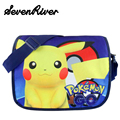 Pokemon Go Canvas Bags For Middle School Girls Boys Children Cartoon School Book Bag
