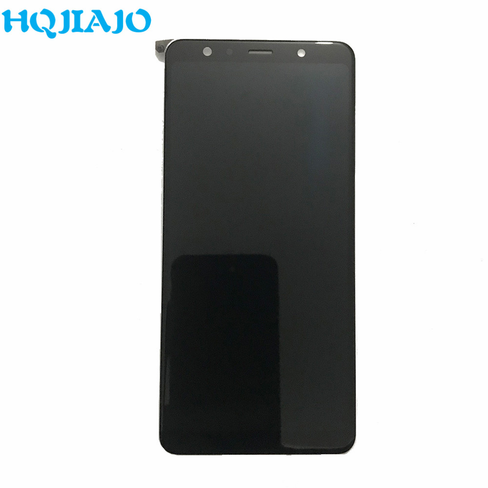 Image 3 - 6.0'' Test For Samsung A750 LCD Display Touch Screen Digitizer For Samsung Galaxy A7 2018 A750 A750F SM A750F A750FN Original-in Mobile Phone LCD Screens from Cellphones & Telecommunications