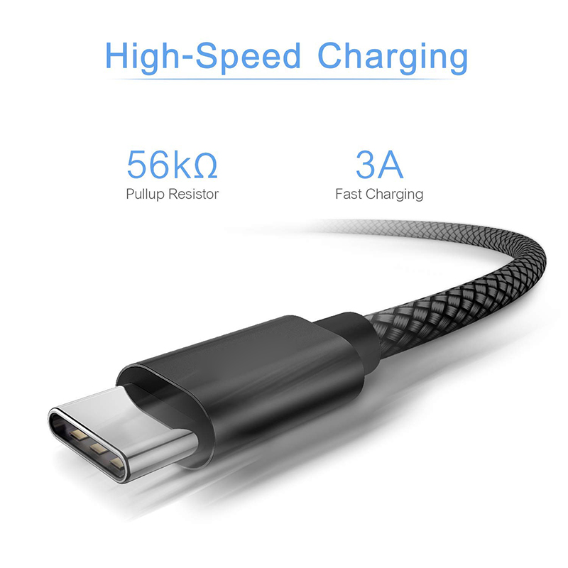 [Buy 1 Get 1]*Suntaiho USB Type C Cable for xiaomi redmi note 7 for Samsung S9 S8 Plus USB-C 3.1 Fast Charging USB Charger Cable
