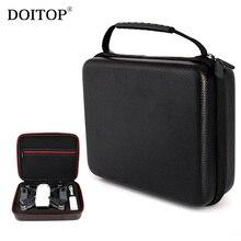 DOITOP Mini Storage Box Case Handbag For DJI Spark Drone & Accessory Portable Drone Box Carry Bag Protective Shell for DJI Spark