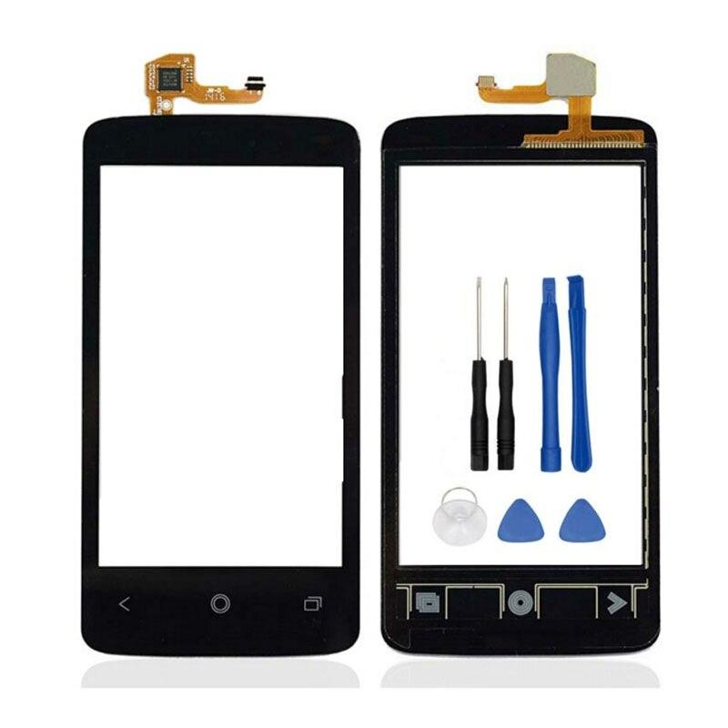 4.0 «Haute Qualité Téléphone Capteur Tactile Écran Avec Digitizer Pour Acer Liquid Z4 Z160 Écran Tactile Du Panneau Avant En Verre Lentille de Remplacement