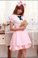 Sweet Lolita Princess Three Dimensional Cut Mint Pleated Gauze One Piece Dress Tank Dress Full Dress