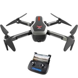 Image 1 - Складной Дрон с высокой четкостью, электрически настраиваемый мини Квадрокоптер с аккумулятором большой емкости для съемки