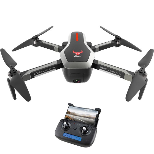 Folding Drone High definition electrically adjusted camera Gesture photography Large capacity battery Long endurance Mini UAV