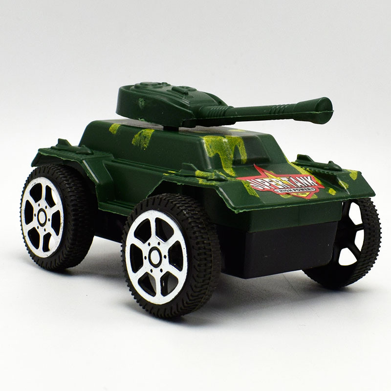 3Pcs New Plastic Armored Vehicles Pull Back Tank Car Model Toy for Boy Kid Gift