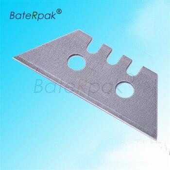 BateRpak vinilo suelo sin costuras utensilios con cuchillas hoja, parche ork Destripador de costuras costura herramientas piezas, 10 unids/caja