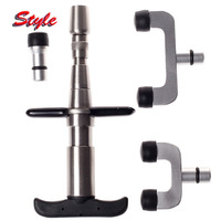 Chiropractic Adjusting Tool Spine Activator 1 Level 3 Heads Silver 001 Medical Therapy Chiropractic Adjusting Activator
