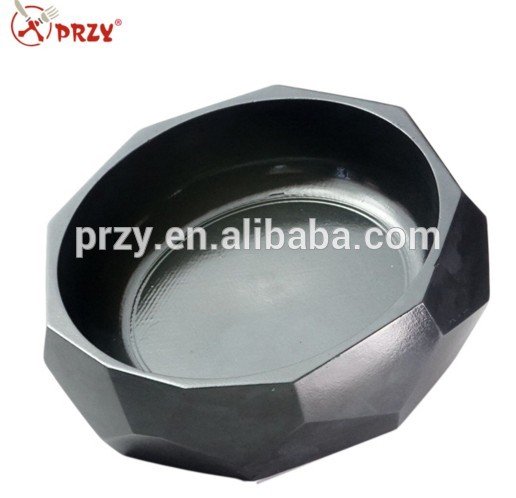 PRZY Handicraft bowl silicone concrete mold cement 3d Silicone molds Geometric shape flower pot molds planter