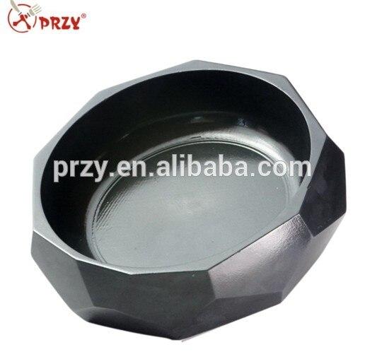 PRZY artisanat bol silicone béton moule ciment 3d Silicone moules forme géométrique fleur pot moules planteur moule S5309