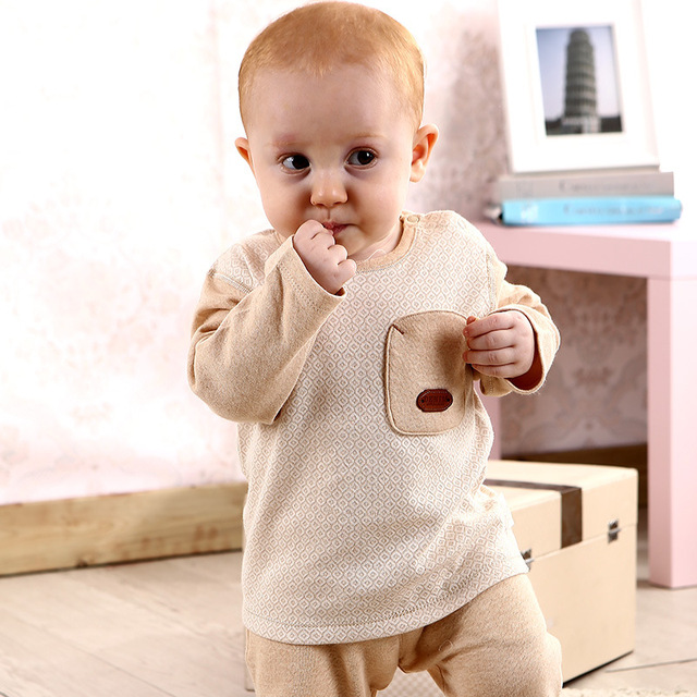 Spring Fashion Newborn Baby Boys Cotton Long Sleeve T-shirt t shirt Tops Clothes Infant Kids Casual Pullover Tee Tshirt Tops