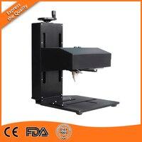 Label Desktop Flange Pneumatic Laser Engraving Machine