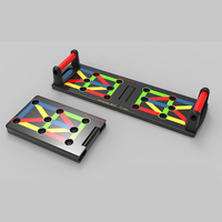 9 In 1 Push Up Rack Board Gym Body Building Training Men Women Home Equipment Pectoral Muscles Multifunctional Exercise Tools