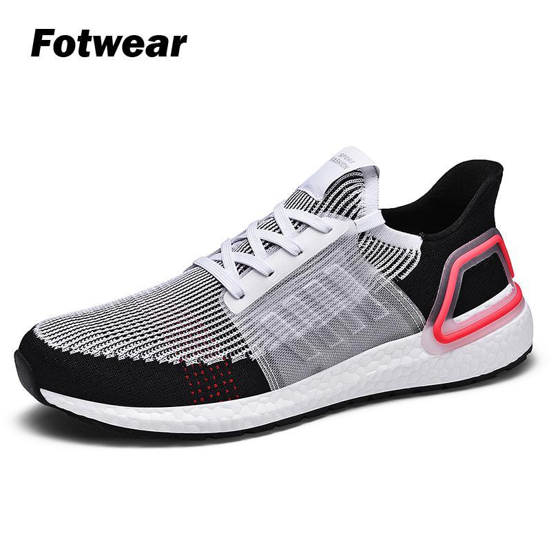 Baskets super légères pour hommes baskets de formateur de mode Chaussures de loisirs Chaussures plates pour hommes Chaussures Chaussures décontractées pour hommes