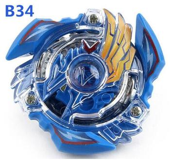 Bayblade New Style B34 Starter Zeno Excalibur .M.I Spinning Top bleyblad (Not Include Box and Launcher) image
