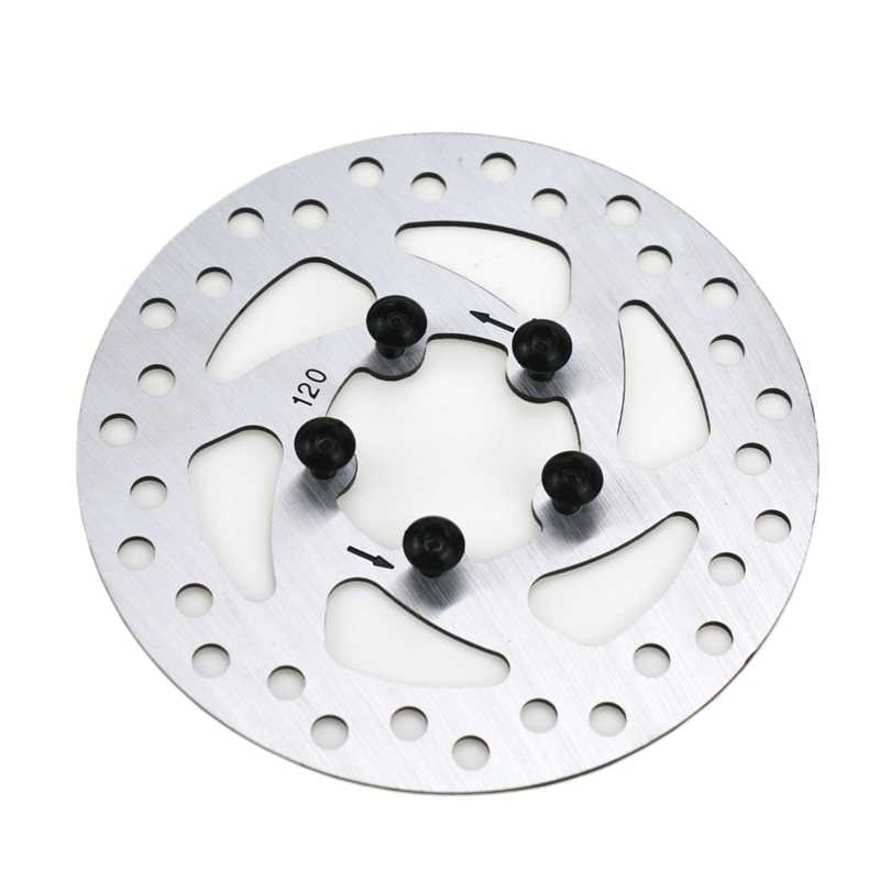 12Mm Electric Scooter Brake Disc Rotor Pad Replacement Parts For Xiaomi Mijia M365