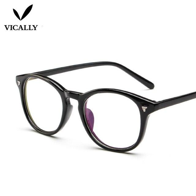 Spectacle Eyeglasses Frame Retro Men Designer Eyewear Frame Plain ...