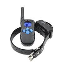 Ipets 998DBB-1 Uzaktan Köpek Eğitim Yaka Şarj Edilebilir Ve Titreşim Şok Elektronik 300 M 100 Seviye Köpek Elektrik Yaka