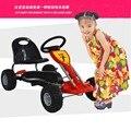 Niños paseo en paseo en cars toys para niños de educación motion ejercicio pedal deportes kart volante del coche mecánico control