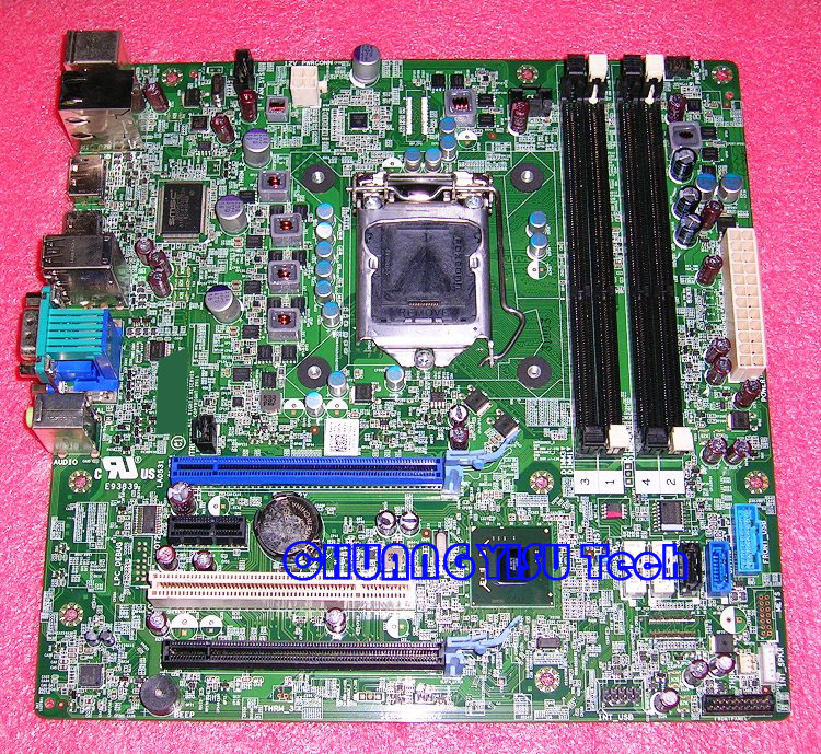 Free shipping CHUANGYISU for original OPX 7010 SMT motherboard KRC95 773VG s1155 DDR3 Q77 work perfect