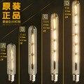Светодиодная Ретро лампа-бомбилья T10/T185/T225/T30  винтажная лампочка эдисона  декоративные ампулы E27 220 В для Deco