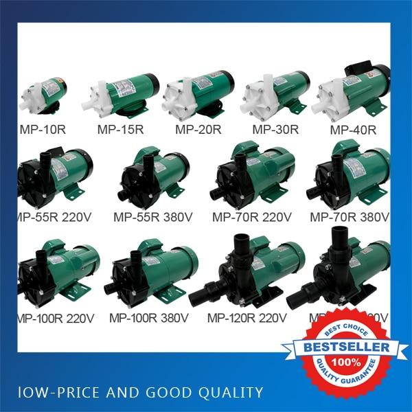 все цены на 220V/60HZ Non-leakage Magnetic Water Pump Big Flow Liquid Pump Magnetic Pump MP-30RM