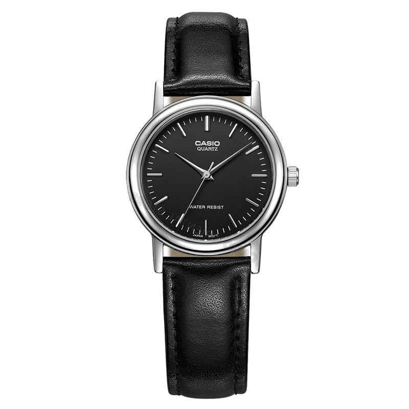 ФОТО Casio Watch Quartz Men Wrist Watch MTP-1095E-1A Simple Elegant Classic Simple Quartz Men's Watch Top Selling Couple clock