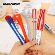 Индивидуальные канцелярские принадлежности креативная шариковая ручка молоток Практичный Нож ультра-Реалистичная индивидуальная ручка школьные офисные принадлежности