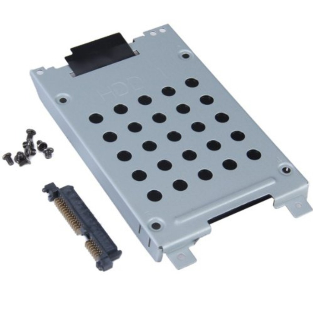 Inspiron 1720 için CAA-Sabit Disk Caddy Bağlayıcı 1721-Gel with8 adet vidalar ve bir sabit disk bağlayıcı