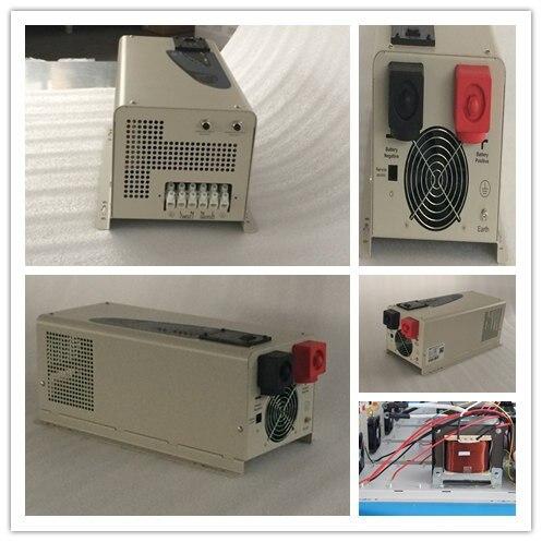 2016 Factory Sell Off Grid Car Inverter UPS Low Frequency Inverter 3000W Caravan RV Inverter 3000W