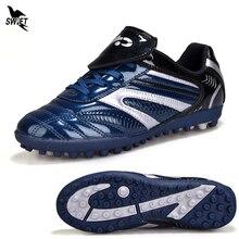 30-45 FG Football Shoes 2020 New Men Kids Boys AG Soccer Cleats Outdoor Lawn Fotball Cleats Children Futsal Training Sneakers