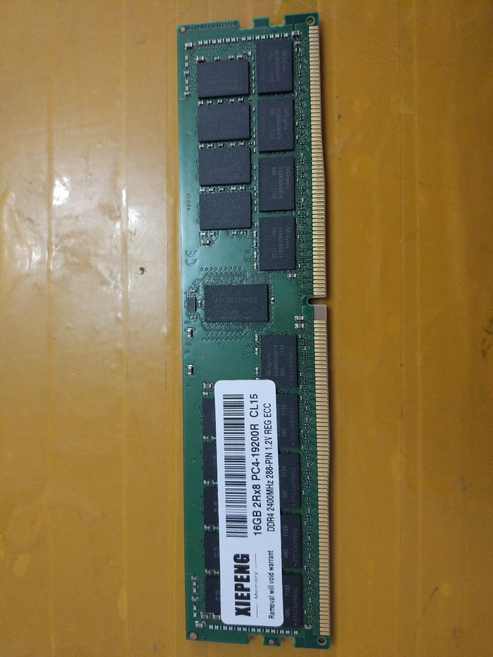 for HP ProLiant ML150 Gen9 Apollo 4200 Gen9 4500 6500 Server memory 16GB PC4 19200R DDR4
