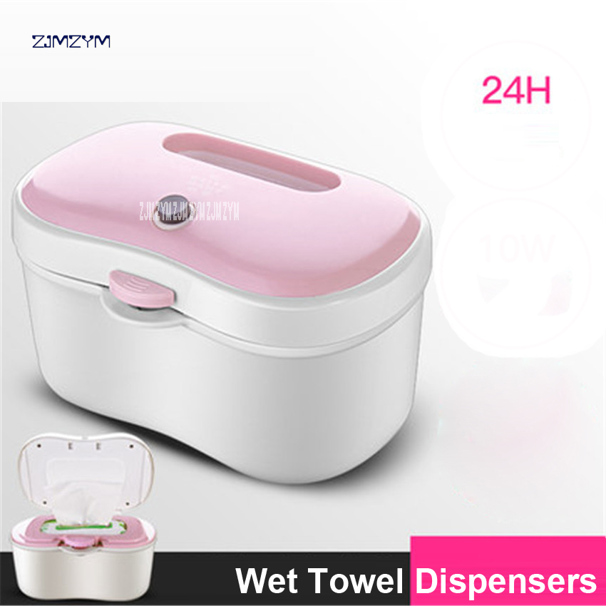 EB-HN02 Wet Towel Dispenser heater heating cartridge multifunctional baby wipes heater warmer wipes insulation thermostatic bag