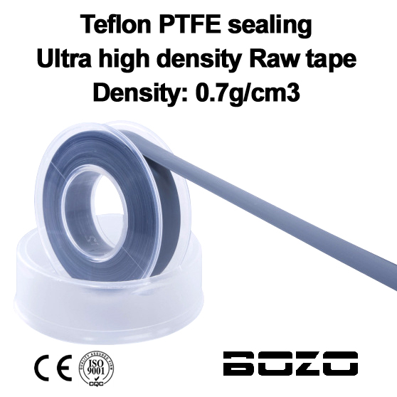 Paintball Airsoft Pcp Black Teflon PTFE Sealing Ultra High Density Raw Tape