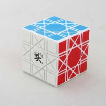 DaYan Bagua Puzzle Cube 6 Axis 8 Rank Cube Puzzle Cubo Magico Educational Toy Speed Puzzle Cubes Toys for Kid Child Free Ship