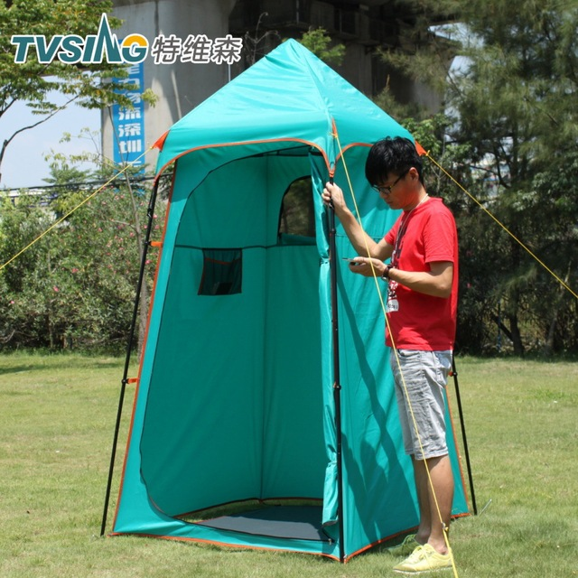 Outdoor Bath Dressing Field Tent Toilet Fishing Model Photography Shower Multifunction Camping