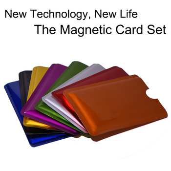 Eseye RFID 13.56mhz Shielded Sleeve Card Blocking IC RFID Card Protection NFC Security Card Prevent Unauthorized Scanning цена 2017