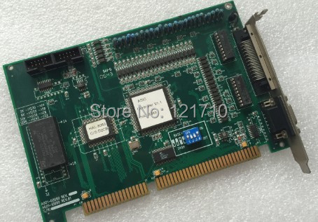 PCBASED I/O Board A001-00069 A001-10069 REV.B1 ASIC Controller V1.1 HAL-8063 C/S:D2CB
