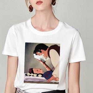 Summer Tshirt Snow White Fun Fashion Pri
